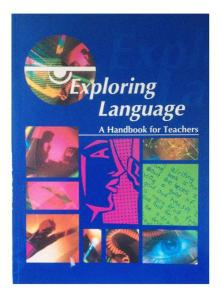 Exploring Language book.
